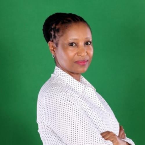 Dr Lerato Motsoaledi
